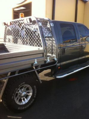 Stainless Alloy Ute Tray